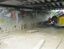 Crossrail London Pali Radice - Micropiles