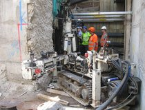 Cannon Place - Micropiles